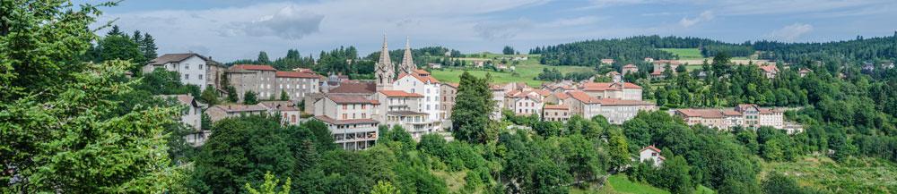 Panorama-Lalouvesc